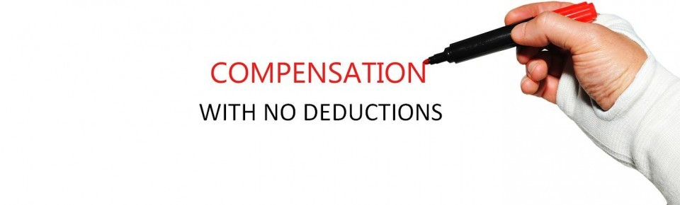 No deductions from compensation